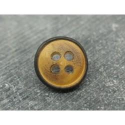 Bouton buis brulé 15mm