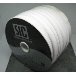 Passepoil Shindo siliconé blanc 10mm