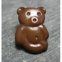 Bouton ours nutella 18mm