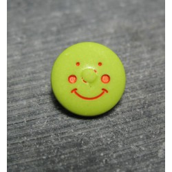 Bouton smile anis 15mm