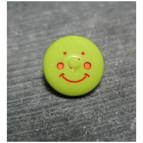 Bouton smile anis 15 mm b21