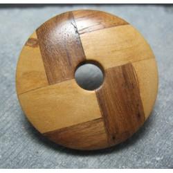 Anneau bambou 58 mm b48