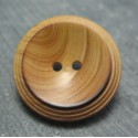 Bouton buis 27 mm cercle b48