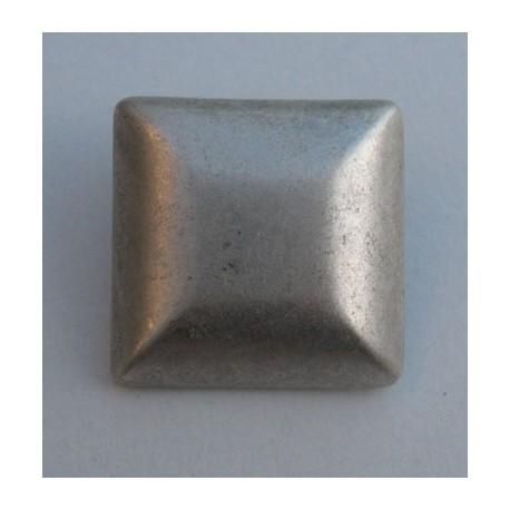 Bouton bouclier alu 27 mm b3