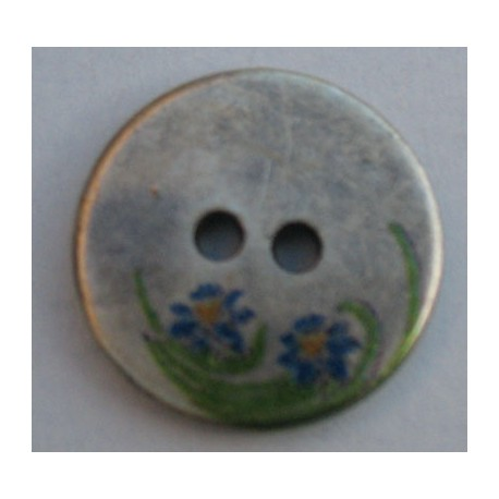 Bouton paquerette 20 mm b3
