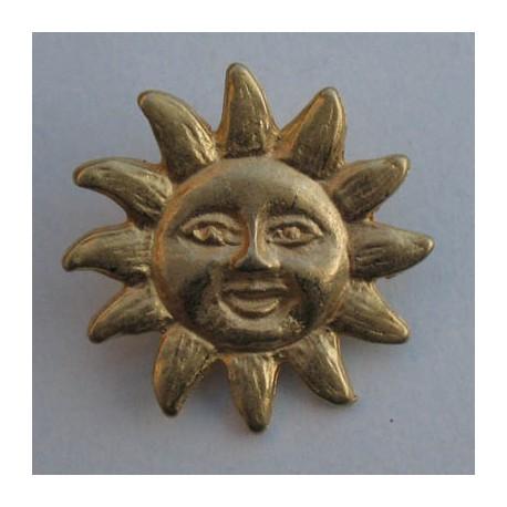 Bouton soleil 27 mm b3